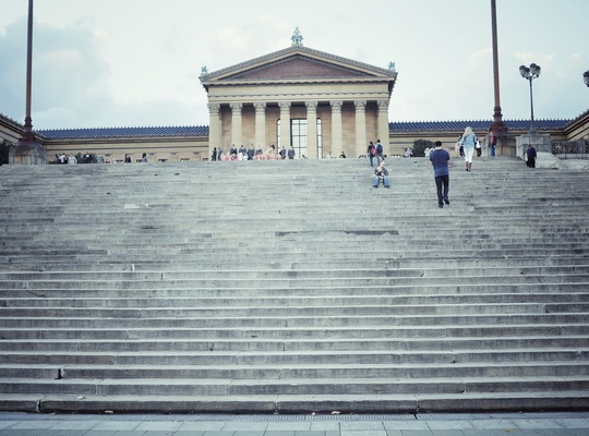 Museum of arts, Philadelphie