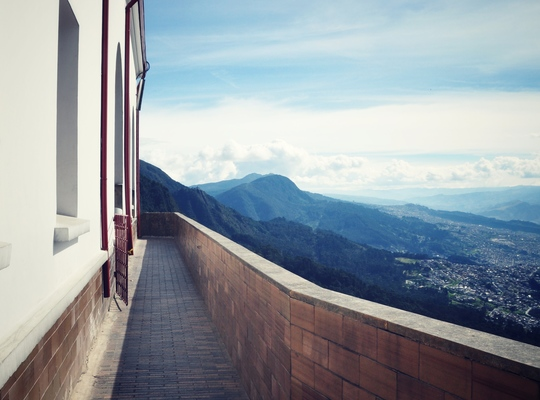 Monserrate en Colombie