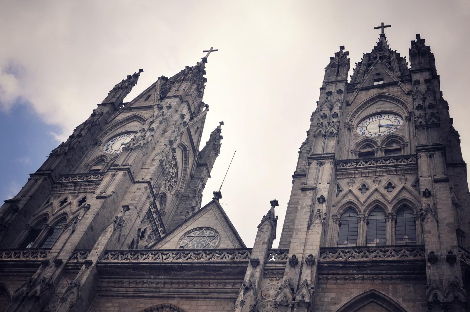 Basilique de Quito Quito
